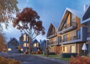 Разработка фирменного стиля агентства недвижимости